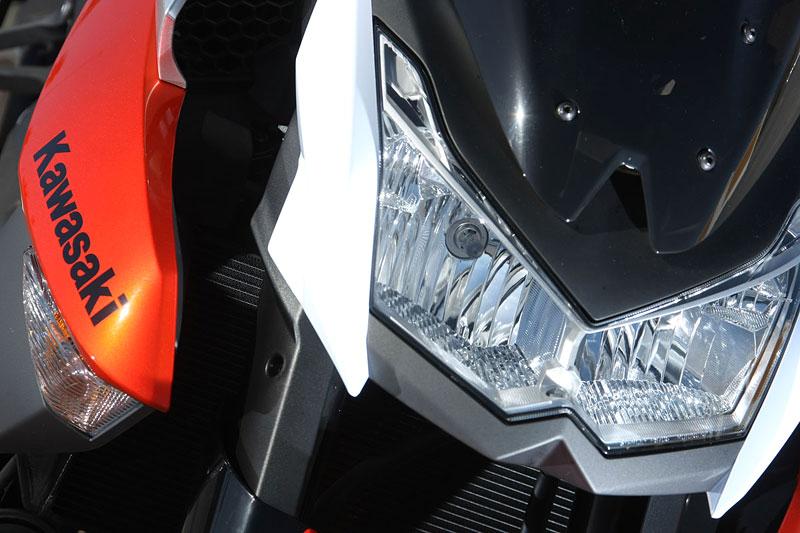 Kawasaki Z1000 - Velký Zed opět na scéně (představení): - fotka 24