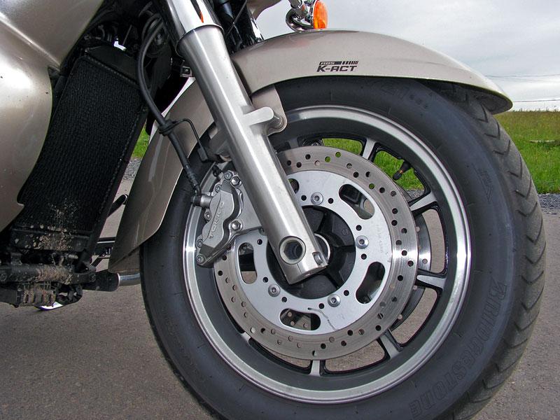 Test: Kawasaki VN1700 Voyager a srovnání s Harley-Davidson Electra Glide: - fotka 29