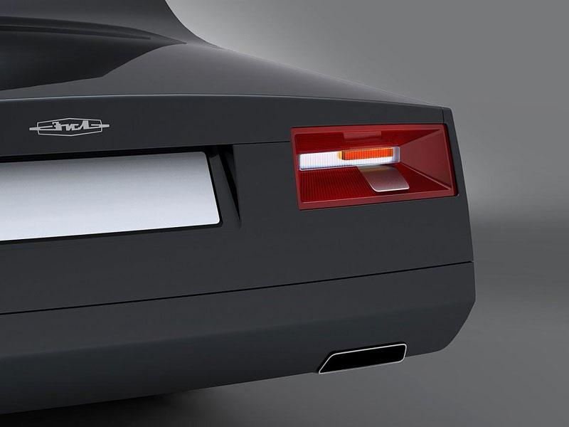ZiL Concept: budoucnost prezidentských limuzín: - fotka 22