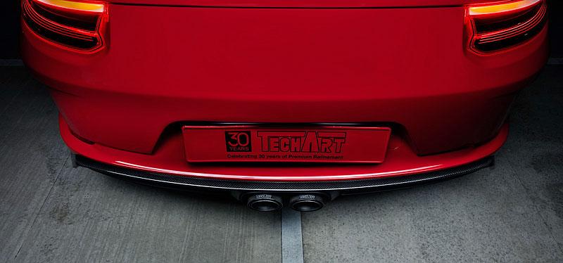 TechArt našel prostor pro zdokonalení Porsche 911 GT3: - fotka 10