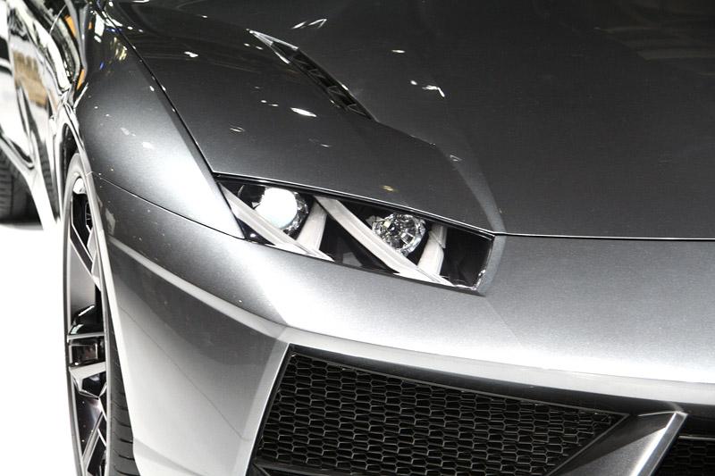 Lamborghini Estoque opět na pořadu dne?: - fotka 51