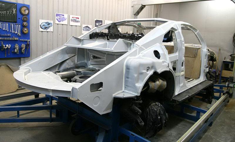 Russian Automotive Design: Mercury z Porsche Cayenne: - fotka 10