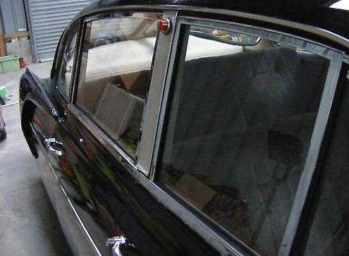 Tatra 603: jeden kousek na prodej až daleko v USA: - fotka 14