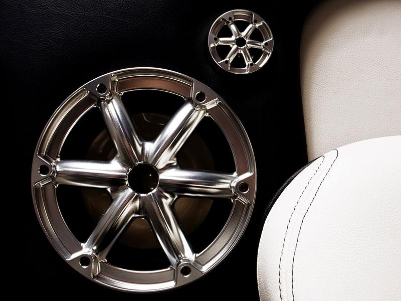 Mercedes-Benz SLS AMG inspirací pro motorový člun Cigarette Racing: - fotka 27