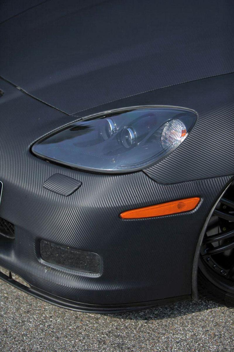 Corvette Z06 Romeo Ferraris: hamburger se špagetami: - fotka 22