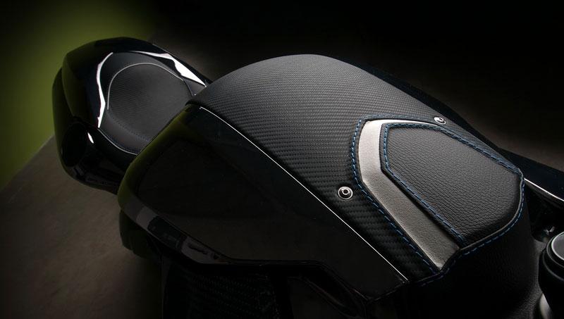 BMW F 800 R Predator od Vilner Custom Bike: - fotka 16