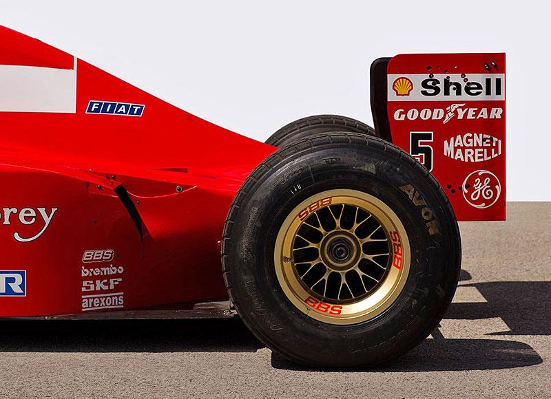 Formule 1 po Schumacherovi je k mání za 18 milionů korun: - fotka 12