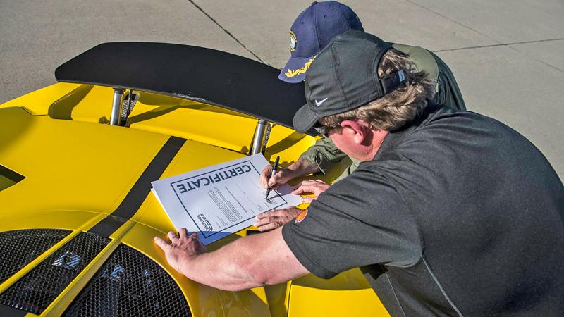Hennessey Venom GT Spyder je nejrychlejší kabriolet na světě: - fotka 26