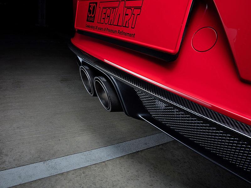 TechArt našel prostor pro zdokonalení Porsche 911 GT3: - fotka 11