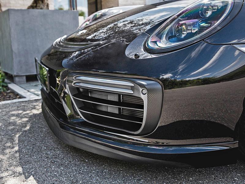 TechArt GTsport 1 of 30: Decentně pojaté ladění Porsche 911 Turbo S: - fotka 16