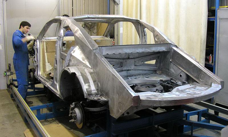 Russian Automotive Design: Mercury z Porsche Cayenne: - fotka 11