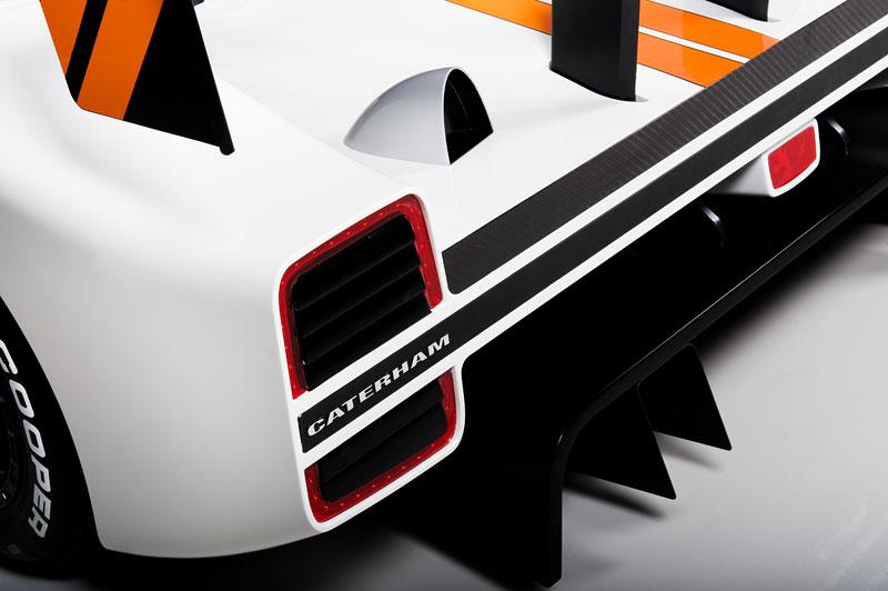 Caterham-Lola SP/300.R: nová kapitola v závodní historii: - fotka 12