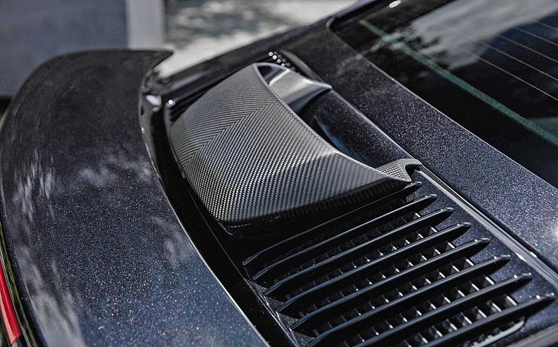 TechArt GTsport 1 of 30: Decentně pojaté ladění Porsche 911 Turbo S: - fotka 17