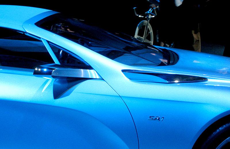 Koncept SR1: nová image Peugeotu přichází: - fotka 51