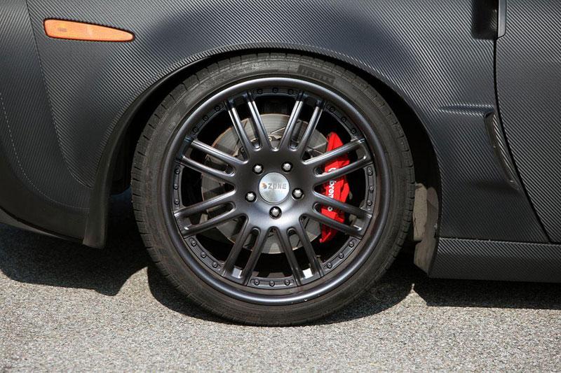 Corvette Z06 Romeo Ferraris: hamburger se špagetami: - fotka 24