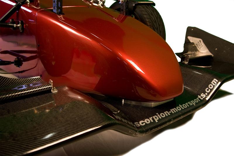 Scorpion P6 - formule nebo tříkolka?: - fotka 35
