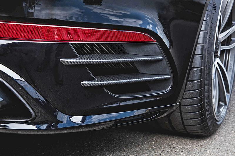 TechArt GTsport 1 of 30: Decentně pojaté ladění Porsche 911 Turbo S: - fotka 18