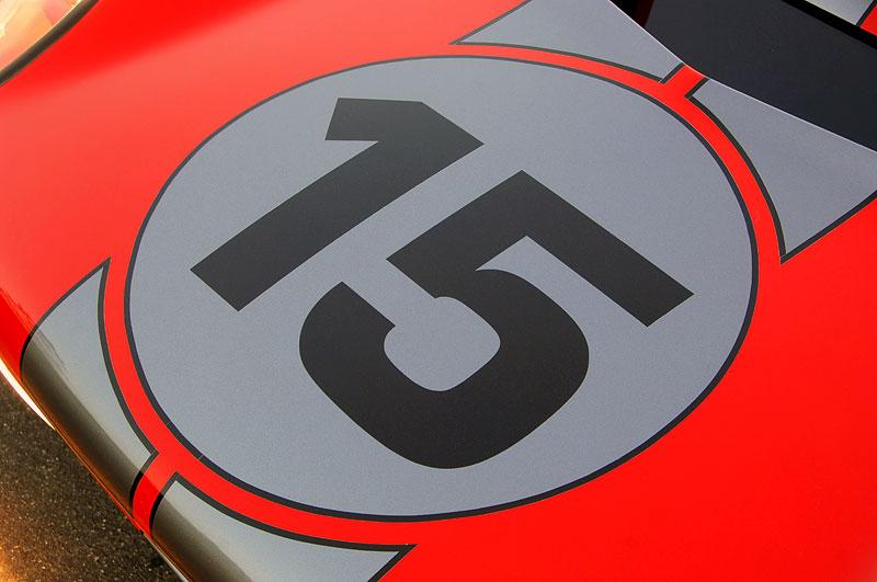 Shelby Daytona Coupe Le Mans Edition: replika závodní hvězdy: - fotka 34
