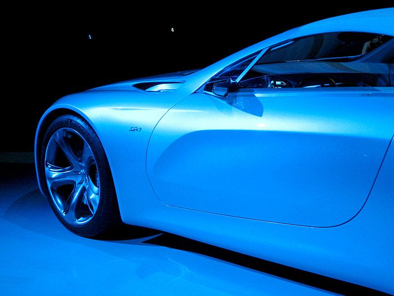 Koncept SR1: nová image Peugeotu přichází: - fotka 52