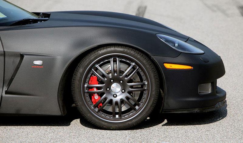 Corvette Z06 Romeo Ferraris: hamburger se špagetami: - fotka 25