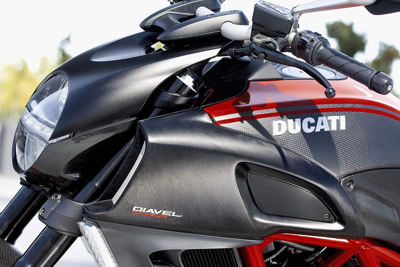 Oficiální představení Ducati Diavel: - fotka 46