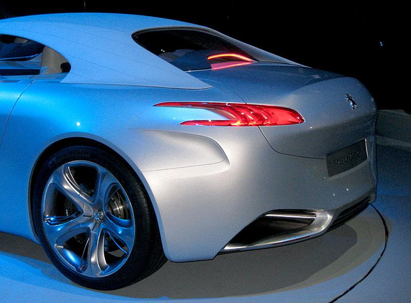 Koncept SR1: nová image Peugeotu přichází: - fotka 53