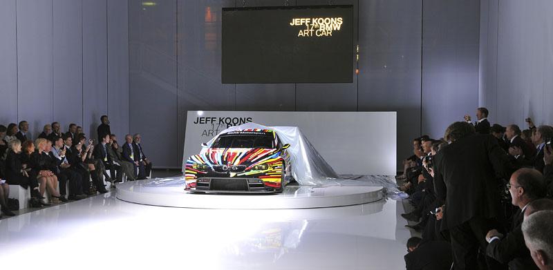 BMW Art Car na Le Mans: galerie na čtyřech kolech: - fotka 18