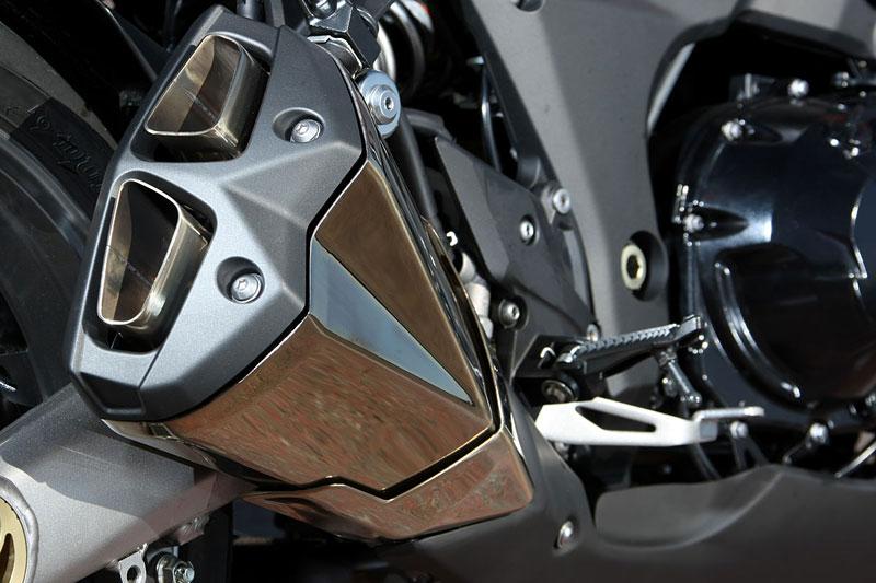 Kawasaki Z1000 - Velký Zed opět na scéně (představení): - fotka 29