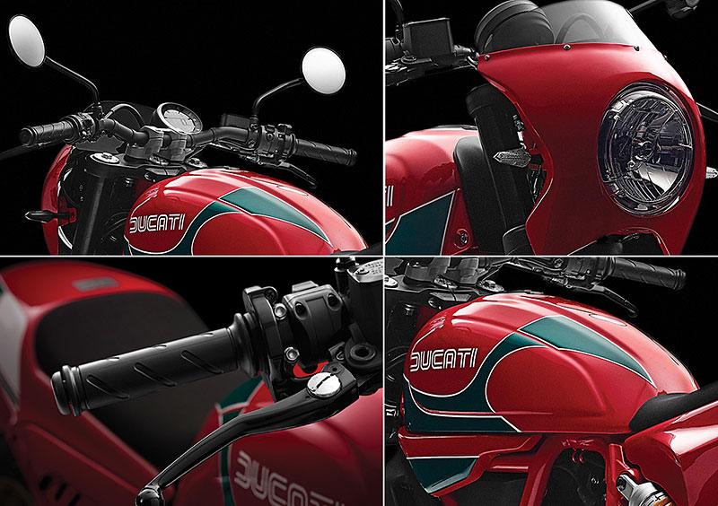 Ducati Scrambler Mike Hailwood Edition: Pocta z Thajska: - fotka 7