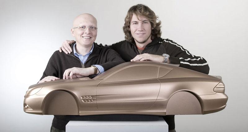 Studiotorino Coupetorino: nová střecha pro Mercedes-Benz SL: - fotka 5