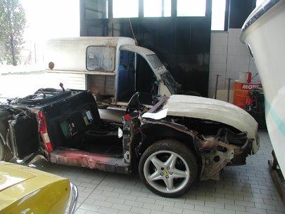 Automobilový zločin: