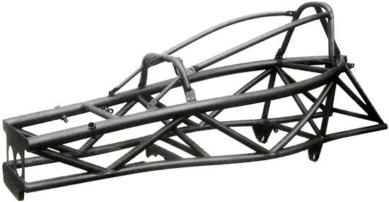 Hyper PRO Racer: Supermotokára s hmotností jen 160 kilogramů!: - fotka 11