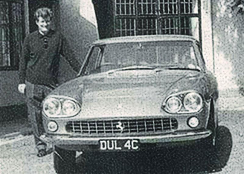 Ferrari 330 GT 2+2: První auto Johna Lennona: - fotka 5