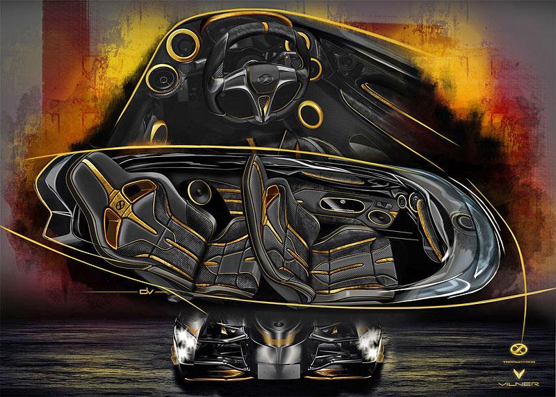 Tramontana by Vilner je brutální a zároveň luxusní formule pro běžné silnice: - fotka 15