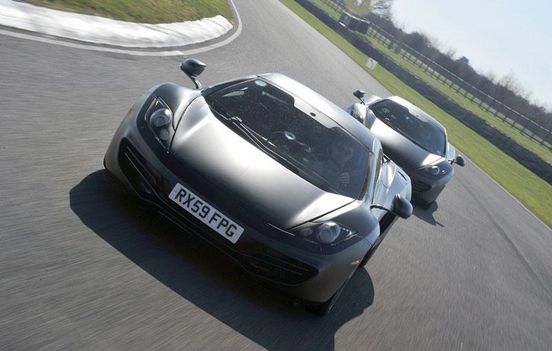 McLaren oznámil prodejní místa v 35 městech. Praha chybí...: - fotka 66
