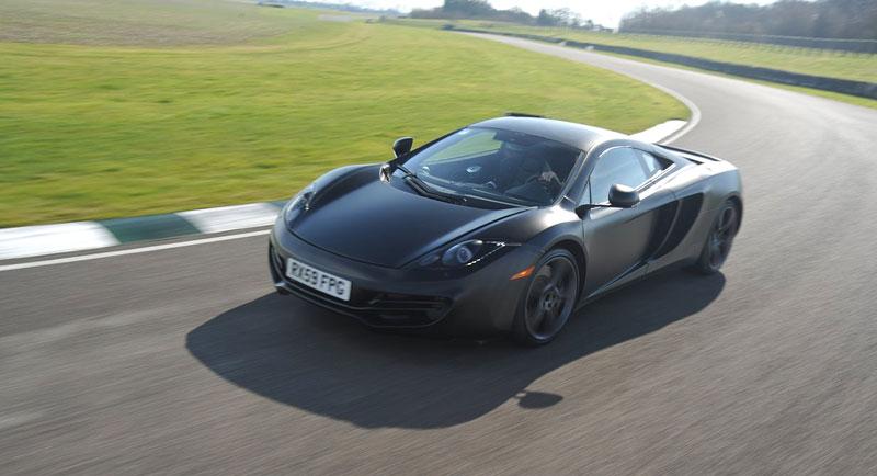 McLaren oznámil prodejní místa v 35 městech. Praha chybí...: - fotka 67