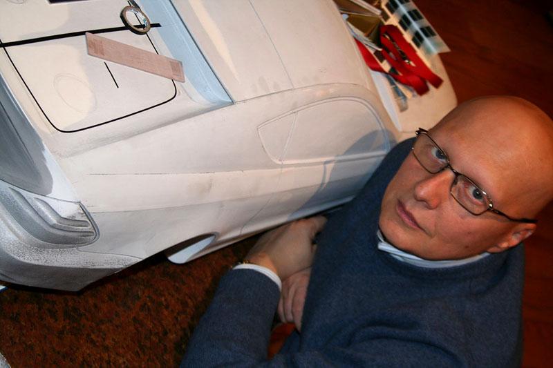 Studiotorino Coupetorino: nová střecha pro Mercedes-Benz SL: - fotka 6