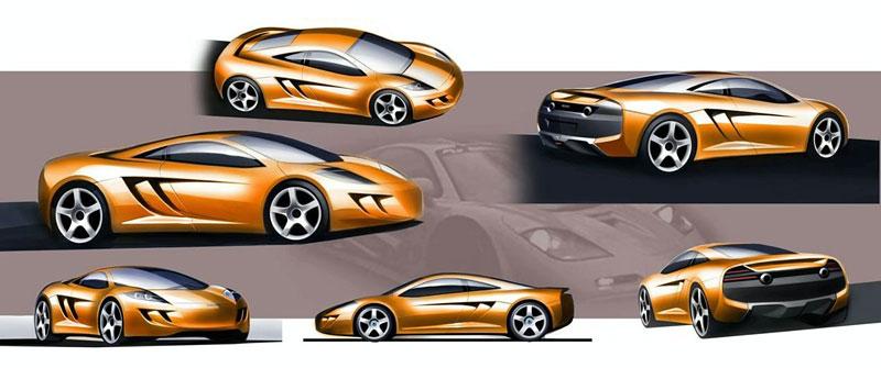 McLaren oznamuje další vývojovou fázi supersportu MP4-12C: - fotka 29
