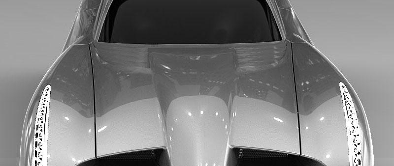 "Panoz Abruzzi ""Spirit of Le Mans"": nový supersport představen: - fotka 6"