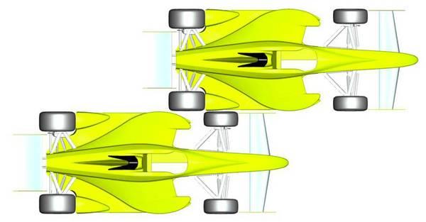 Dallara je dodavatelem nového vozu pro IndyCar 2012: - fotka 14