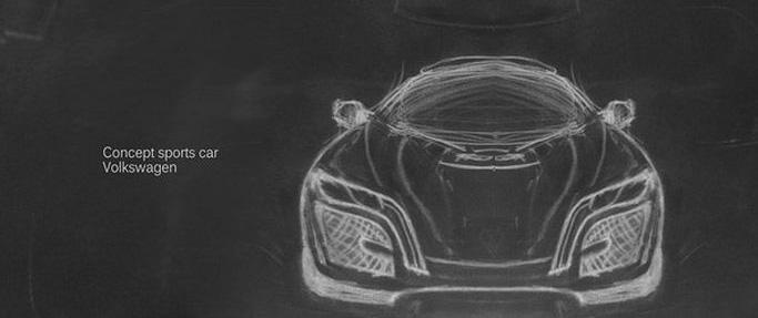 Volkswagen Concept Sports Car: kreace co přijíždí až z Kyrgyzstánu: - fotka 35