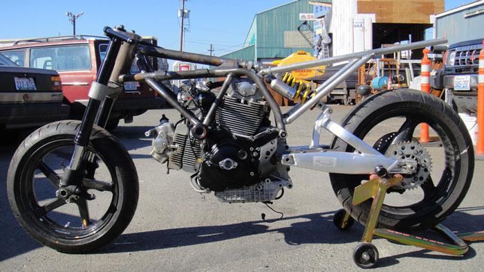 Ducati Cafe Racer od Moto Brilliance: - fotka 24