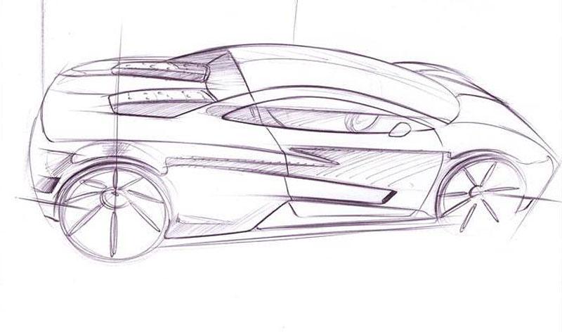 Arash AF8: Britský supersport se 7,0 V8 (410 kW): - fotka 32