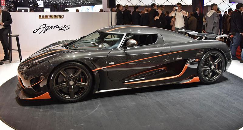 Koenigsegg hlásí: Agera RS je komplet vyprodaná: - fotka 11