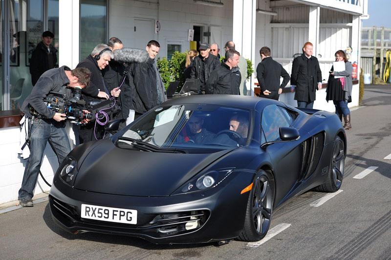 McLaren oznámil prodejní místa v 35 městech. Praha chybí...: - fotka 74