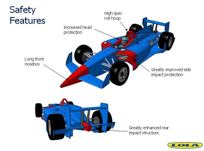 Lola: další možné šasi pro IndyCar: - fotka 6