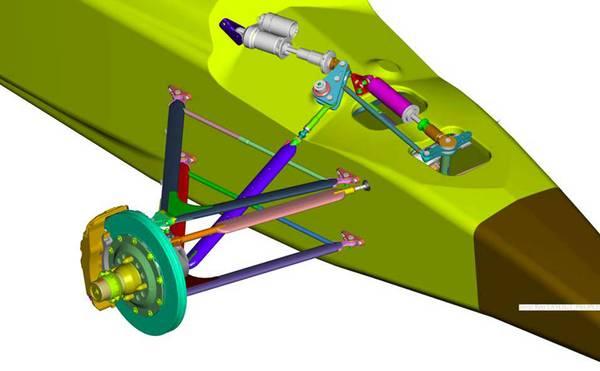 Dallara je dodavatelem nového vozu pro IndyCar 2012: - fotka 15