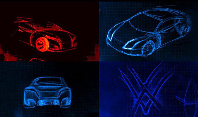 Volkswagen Concept Sports Car: kreace co přijíždí až z Kyrgyzstánu: - fotka 36