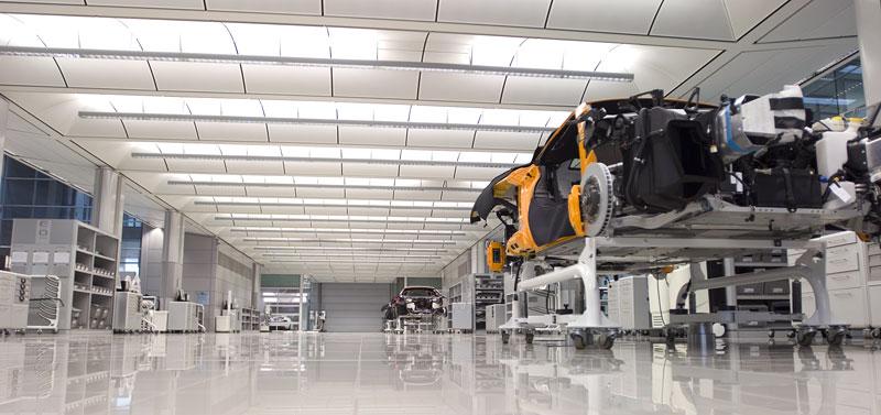 McLaren oznámil prodejní místa v 35 městech. Praha chybí...: - fotka 88