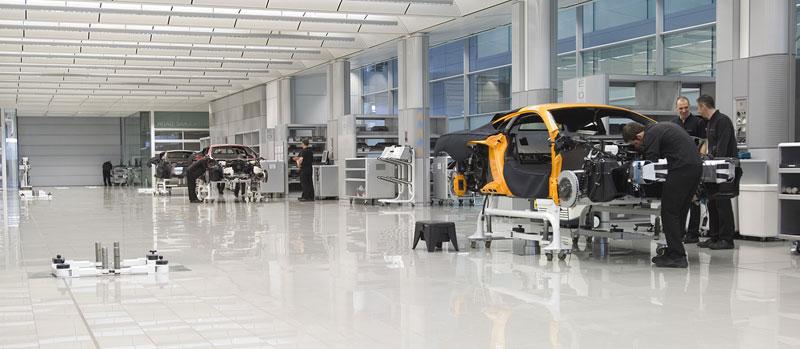 McLaren oznámil prodejní místa v 35 městech. Praha chybí...: - fotka 89